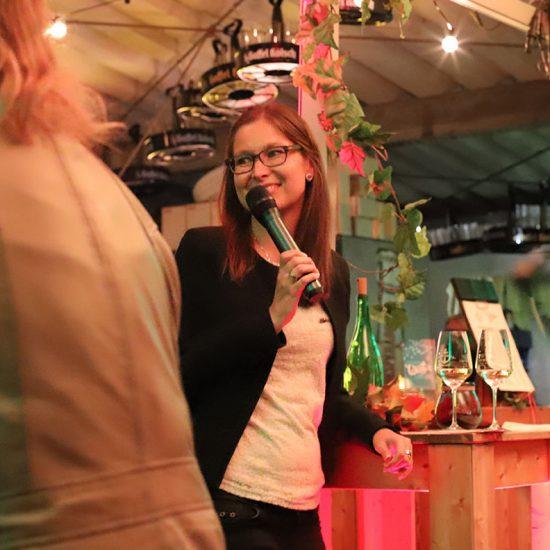 Weingut Frick beim Achterdeck Weinfest 2019