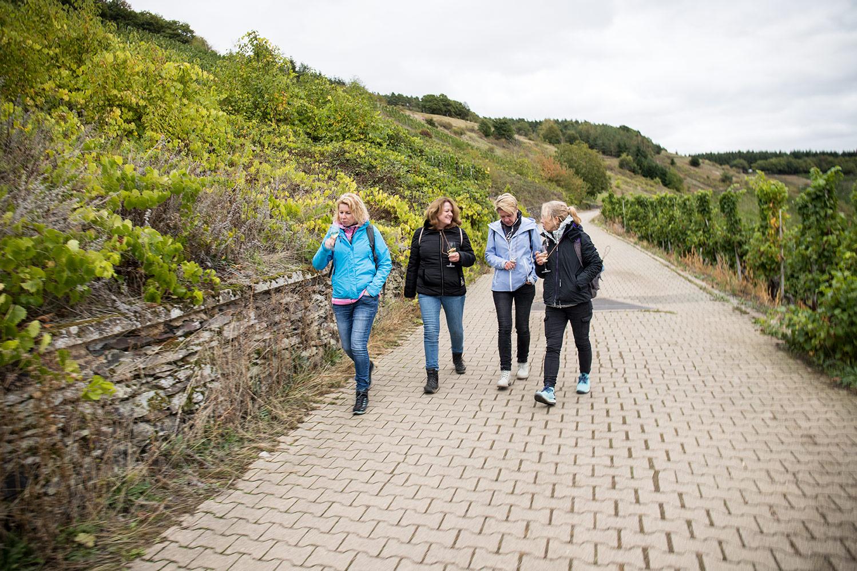 Federweißer Wanderung 2020 Weingut Alfred Frick Mehring